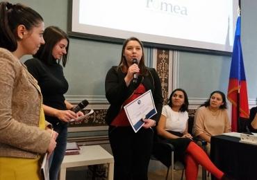 Vítězové literární soutěže organizace ROMEA se zúčastnili 20. ročníku vyhlášení Romano suno